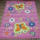 Детский ковер Daisy Fulya 8C66b pink - высокое качество по лучшей цене в Украине изображение 4.