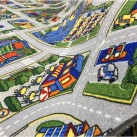Детский ковролин Принт Мегаполис 13/95 - высокое качество по лучшей цене в Украине изображение 5.