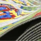 Детский ковролин Принт Конструктор 13/95 - высокое качество по лучшей цене в Украине изображение 3.
