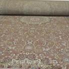 Высокоплотная ковровая дорожка Esfehan 4878A brown-ivory - высокое качество по лучшей цене в Украине изображение 2.