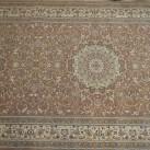 Высокоплотная ковровая дорожка Esfehan 4878A brown-ivory - высокое качество по лучшей цене в Украине изображение 5.