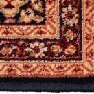 Шерстяная ковровая дорожка ISFAHAN Timor black - высокое качество по лучшей цене в Украине изображение 4.