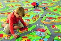 Дитячий килимок як кращий подарунок для дитини