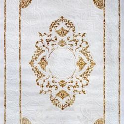 Акриловый ковер Erciyes 8701 ivory-gold  - высокое качество по лучшей цене в Украине