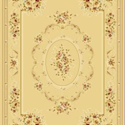 Акриловый ковер Glamour  (Гламур) 9357 BEIGE  - высокое качество по лучшей цене в Украине