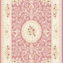 Акриловый ковер Glamour  (Гламур) 9837A PINK  - высокое качество по лучшей цене в Украине