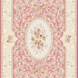 Акриловый ковер Glamour  (Гламур) 9932A PINK  - высокое качество по лучшей цене в Украине