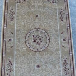 Акриловый ковер Glamour  (Гламур) 8532B BEIGE  - высокое качество по лучшей цене в Украине