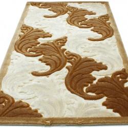 Акриловый ковер Hadise 2673A cream  - высокое качество по лучшей цене в Украине