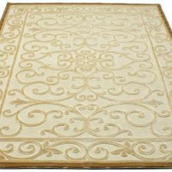 Акриловый ковер Hadise 2687A cream (NJ-K)  - высокое качество по лучшей цене в Украине