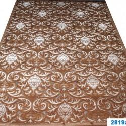 Акриловый ковер Hadise 2819A brown  - высокое качество по лучшей цене в Украине
