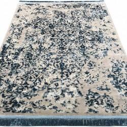 Акриловый ковер Manyas P0918 C.Ivory-Blue  - высокое качество по лучшей цене в Украине