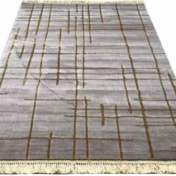 Акриловый ковер Manyas W1702 C.Beige-Gold  - высокое качество по лучшей цене в Украине