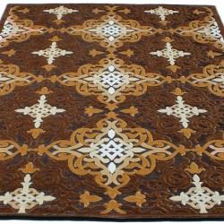 Ковровая дорожка Toskana 2895P v.brown  - высокое качество по лучшей цене в Украине