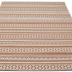 Безворсовый ковер Cottage 5032 wool-terra  - высокое качество по лучшей цене в Украине