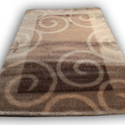 Высоковорсный ковер 3D Polyester 0055 vizon-kaju  - высокое качество по лучшей цене в Украине