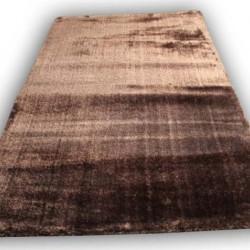 Высоковорсный ковер 3D Polyester 9000 brown  - высокое качество по лучшей цене в Украине