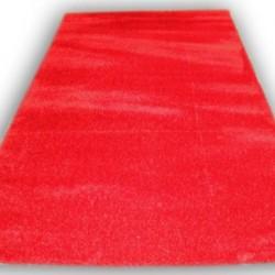 Высоковорсный ковер 3D Polyester 9000 red  - высокое качество по лучшей цене в Украине