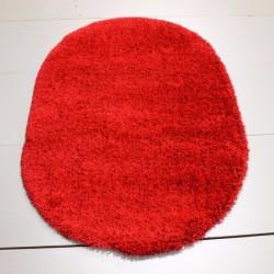 Высоковорсный ковер 3D Polyester 901 BLACK N.RED  - высокое качество по лучшей цене в Украине