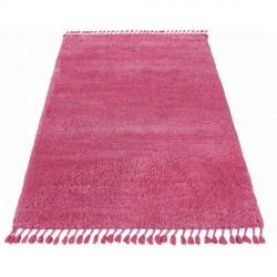 Высоковорсный ковер Ethos PC00A Pink-Pink  - высокое качество по лучшей цене в Украине