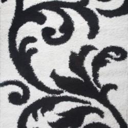 Высоковорсный ковер First Shaggy 8432 , WHITE  - высокое качество по лучшей цене в Украине