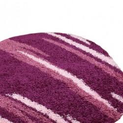 Высоковорсный ковер First Shaggy 1198 , violet  - высокое качество по лучшей цене в Украине