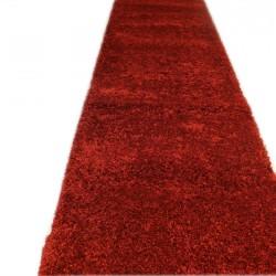 Высоковорсный ковер Gold Shaggy 9000 red  - высокое качество по лучшей цене в Украине