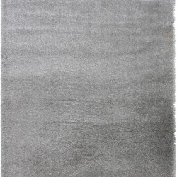 Высоковорсный ковер Siesta 01800A Light Grey  - высокое качество по лучшей цене в Украине