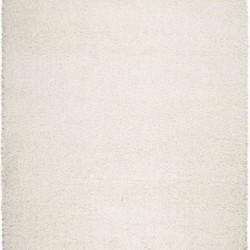 Высоковорсный ковер Loca (Super Lux Shaggy) 6365A WHITE (cream)  - высокое качество по лучшей цене в Украине
