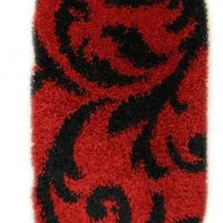 Високоворсний килим Loca (Super Lux Shaggy) 9161A RED  - Висока якість за найкращою ціною в Україні