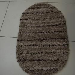 Высоковорсный ковер Odessa Shaggy 00998A Mocca  - высокое качество по лучшей цене в Украине