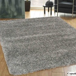 Высоковорсный ковер Shaggy Lux 1000A grey  - высокое качество по лучшей цене в Украине