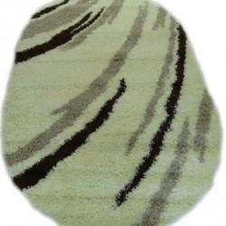 Высоковорсный ковер Shaggy Lux 6386A cream-kemik  - высокое качество по лучшей цене в Украине