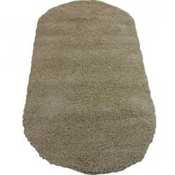 Високоворсний килим Silk S057 beige-beige  - Висока якість за найкращою ціною в Україні
