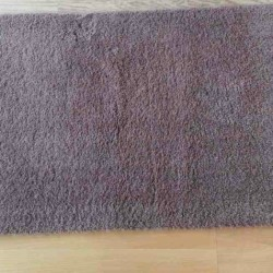 Високоворсний килим Silk Shaggy Velvet 6365C CARMINE (BROWN)  - Висока якість за найкращою ціною в Україні