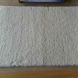 Высоковорсный ковер Silk Shaggy Velvet 6365G WHITE  - высокое качество по лучшей цене в Украине