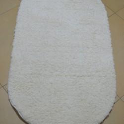 Высоковорсный ковер Space 0063A white  - высокое качество по лучшей цене в Украине
