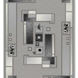 Синтетический ковер Berber 884-21422  - высокое качество по лучшей цене в Украине