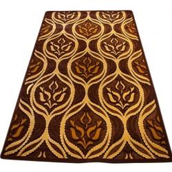 Синтетический ковер Brilliant 2327 brown  - высокое качество по лучшей цене в Украине