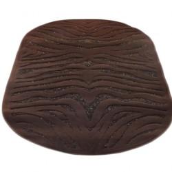 Синтетический ковер Brilliant 9032 brown  - высокое качество по лучшей цене в Украине