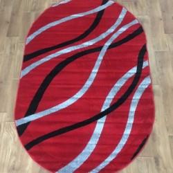 Синтетический ковер Color 3117 RED  - высокое качество по лучшей цене в Украине