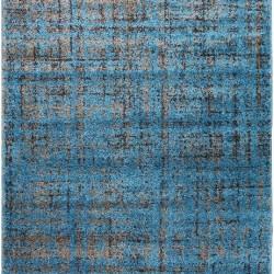 Синтетический ковер Florence 80132 Blue  - высокое качество по лучшей цене в Украине