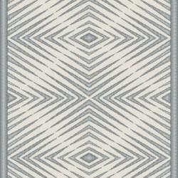 Синтетический ковер Hill Ribut Szary  - высокое качество по лучшей цене в Украине