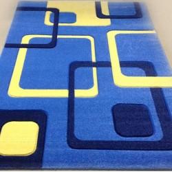 Синтетический ковер Legenda 0395 нокиа синий  - высокое качество по лучшей цене в Украине