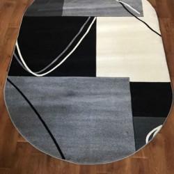 Синтетический ковер Melisa 0277 grey  - высокое качество по лучшей цене в Украине