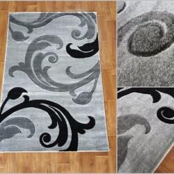 Синтетический ковер Melisa 313 gray  - высокое качество по лучшей цене в Украине