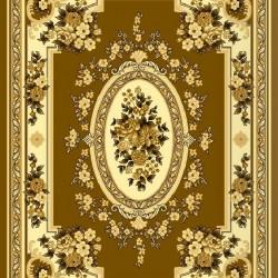 Синтетический ковер Selena 5750 , BROWN  - высокое качество по лучшей цене в Украине
