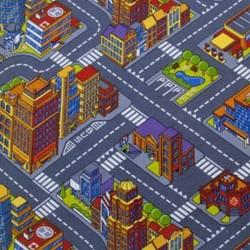 Детский ковролин Big City 97  - высокое качество по лучшей цене в Украине