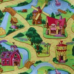 Детский ковролин Candy town 27  - высокое качество по лучшей цене в Украине