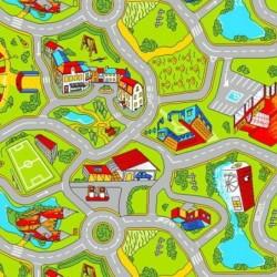 Детский ковролин Lunapark 610  - высокое качество по лучшей цене в Украине